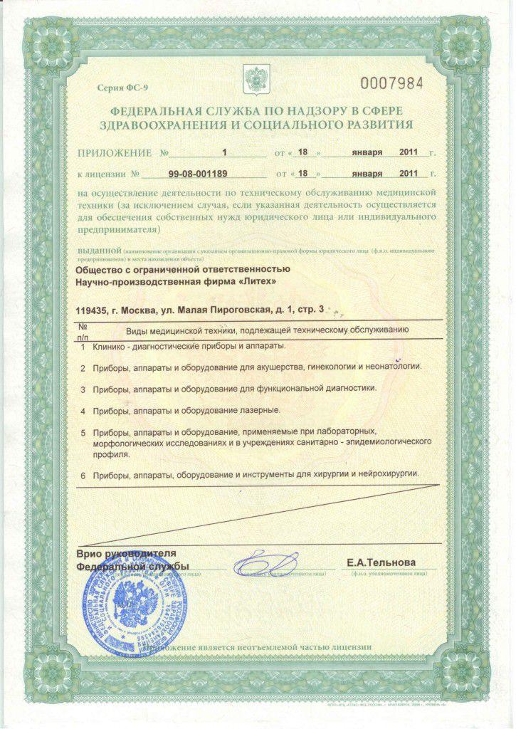Прессотерапия нужна ли лицензия