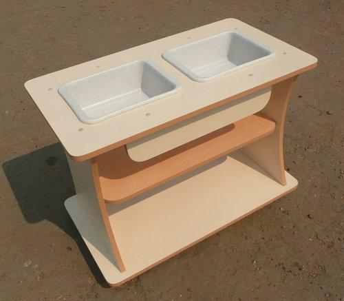 Центр воды и песка (ЛДСП) 1000х400х400