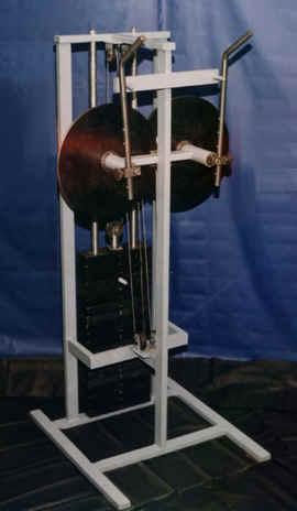 Тренажер грузовой Тип-2 (для развития мышц рук, плечевого пояса, спины, груди)