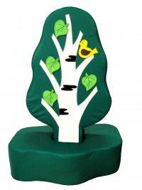 Дидактическое дерево с птичкой