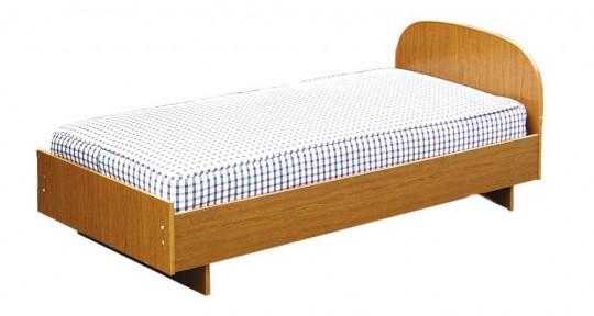 Кровать 1-местная 1900*800 (ЛДСП)