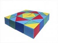 Детский игровой набор «Кубик-мозайка»
