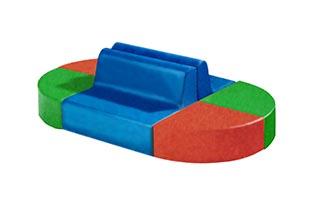 Детская игровая мебель-пароход