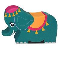 Мягкий модуль «Слон»