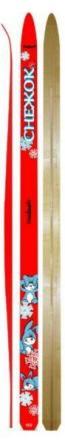 Лыжи спортивно-игровые (дерево) от 100-140 см.