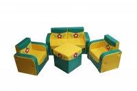Детская игровая мебель «Аленький цветочек»