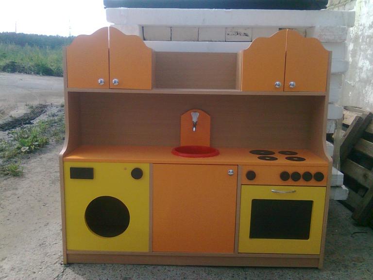 Кухня (ЛДСП) 1200х400х700