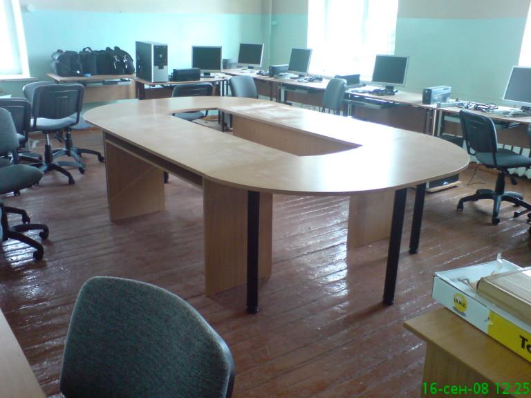 Конференц-стол (ЛДСП) 3400х1700х750