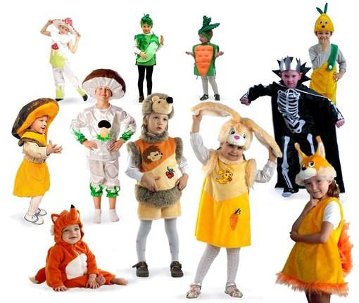 Карнавальные костюмы, костюмы для ряжения