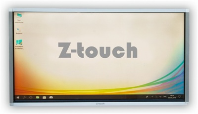 Интерактивная панель Z-TOUCH (диагональ 32′, 43′, 55′)