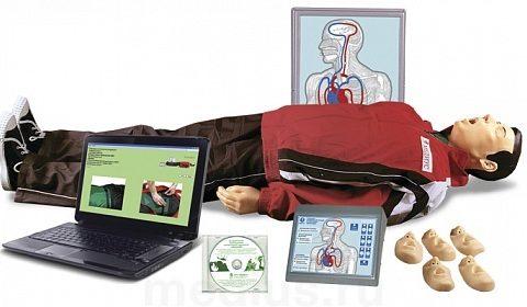 Оборудование для изучения основ безопасности жизнедеятельности и оказания первой медицинской помощи