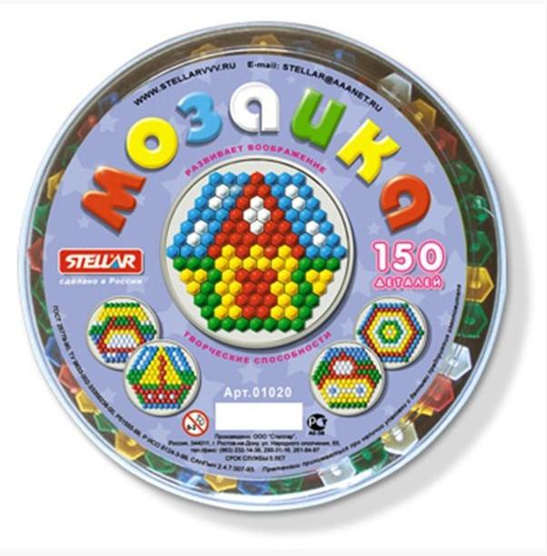 Мозаика, 150 элементов