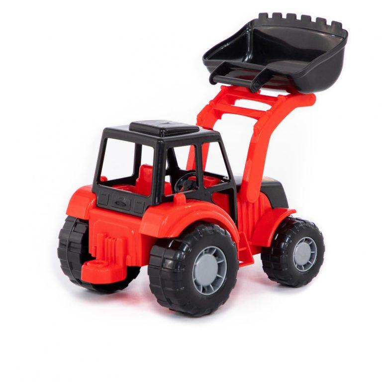 Трактор-погрузчик «Мастер»